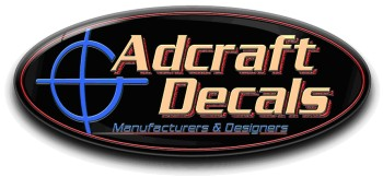 Adcraft Decals