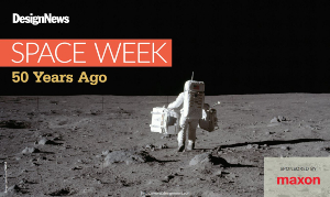 Space Week: 50 Years Ago