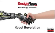 Technology Roundup: Robot Revolution