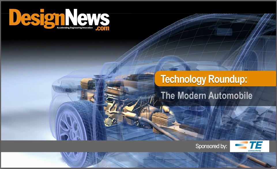 Technology Roundup: The Modern Automobile