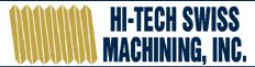 Hi-Tech Swiss Machining, Inc.