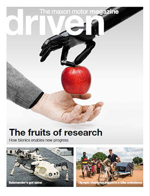 DRIVEN - How bionics enables new progress