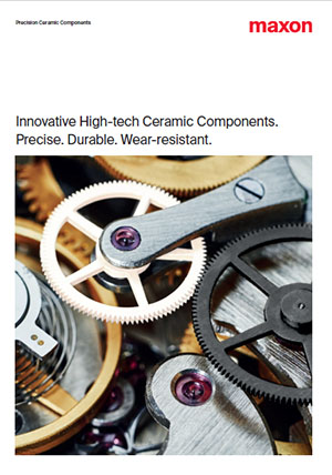 Innovative High-tech Ceramic Components