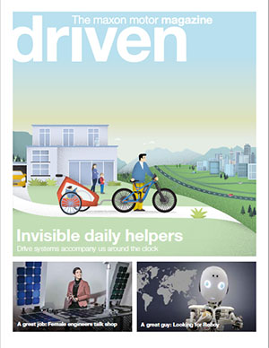 DRIVEN - Invisible daily helpers