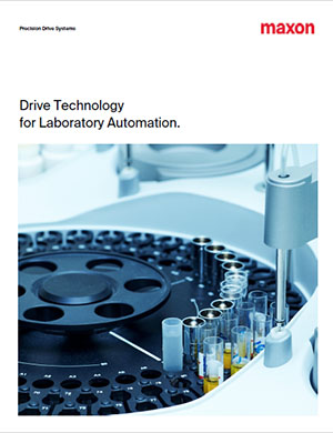 Drive technology for Laboratory Automation