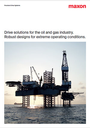 Drive solutions for the oil & gas industry