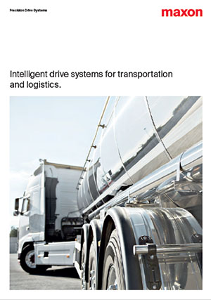 Intelligent drive systems for transportation and logistics