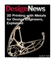3D Printing with Metals for Design Engineers, Explained